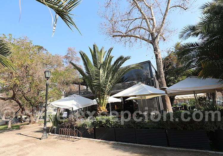 Restaurant Castillo Forestal, Santiago