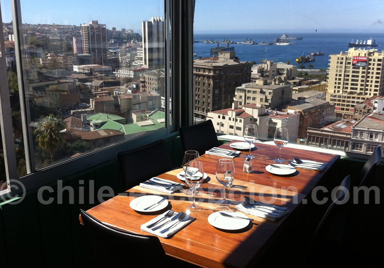 Restaurant Confieso que he comido, Valparaiso