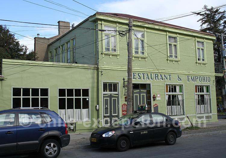Restaurant & Emporio Okusa