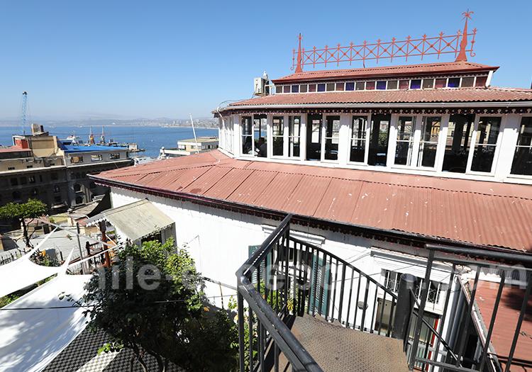 Restaurant La Colombina, Valparaiso