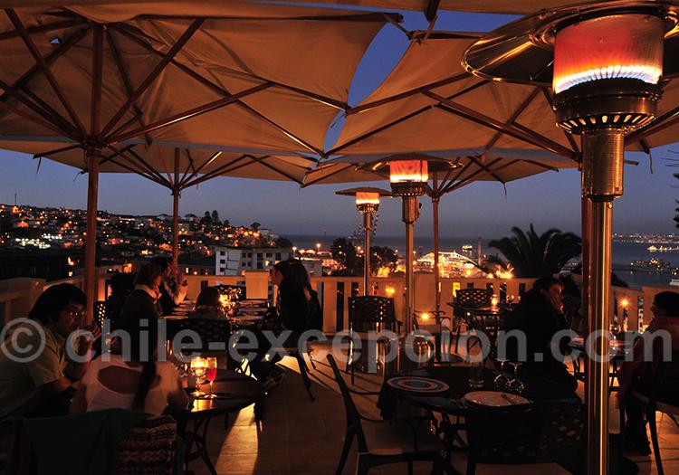 Restaurant Mar Alegre, Valparaiso