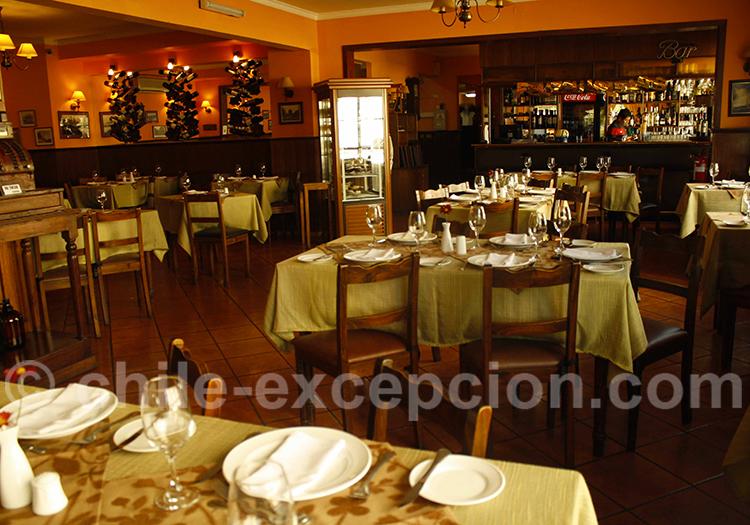 Restaurant O'Higgins, Valparaiso