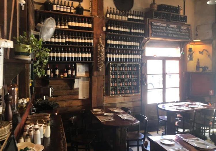 Restaurant Sur Patagonico, Lastarria