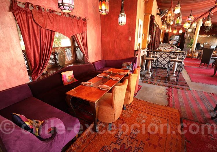 Restaurant Zanzibar, Vitacura