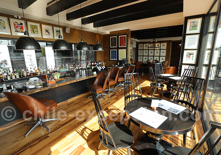Restaurant the Singular Lastarria