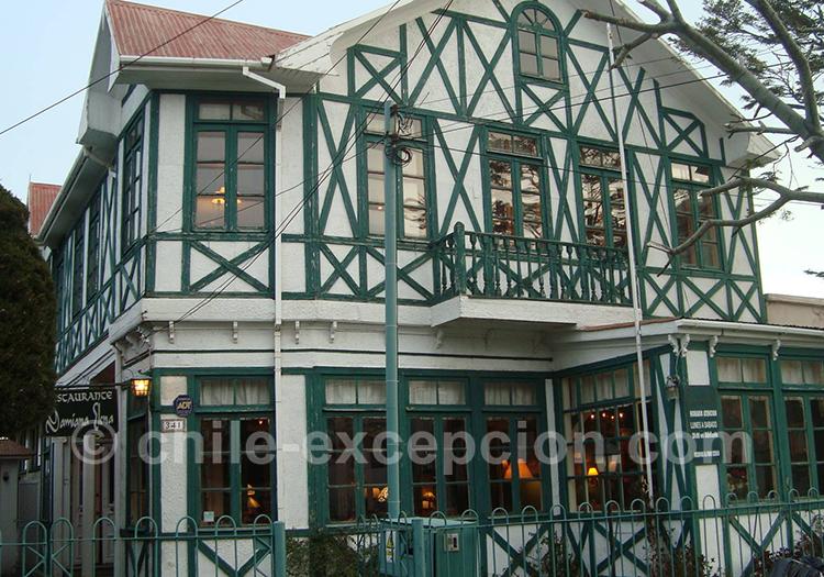 Restaurante Damiana Elena Punta Arenas