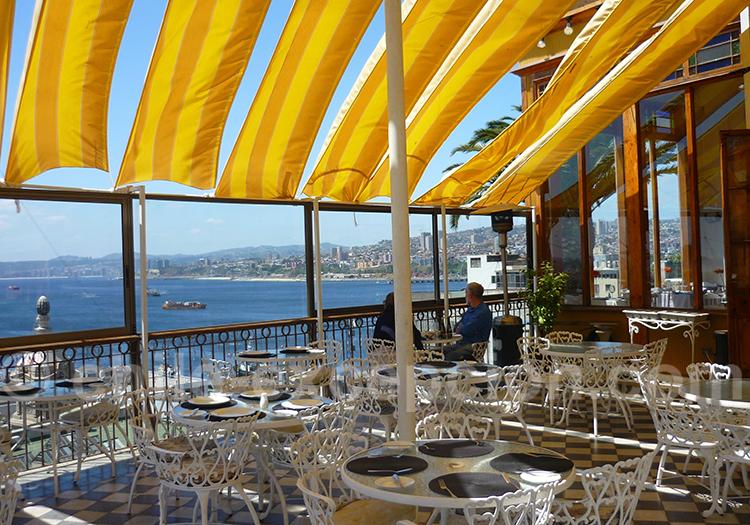 Restaurante Di Vino, Valparaiso