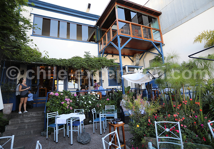 Restaurant La Concepcion, Valparaiso