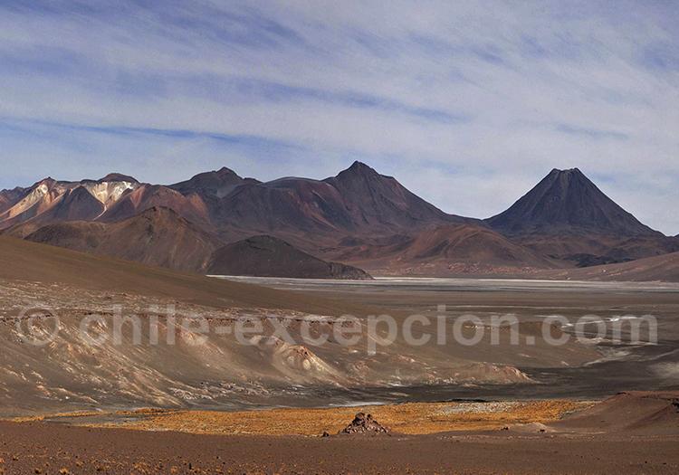 Salar de Aguas Calientes III Chile Excepcion