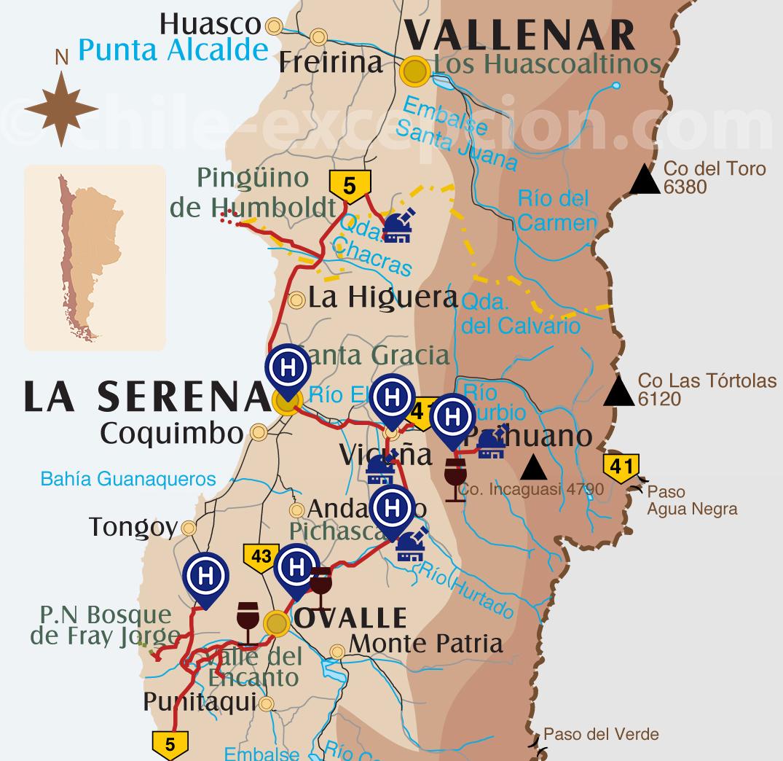 Tourisme Astronomique 2 Elqui La Serena