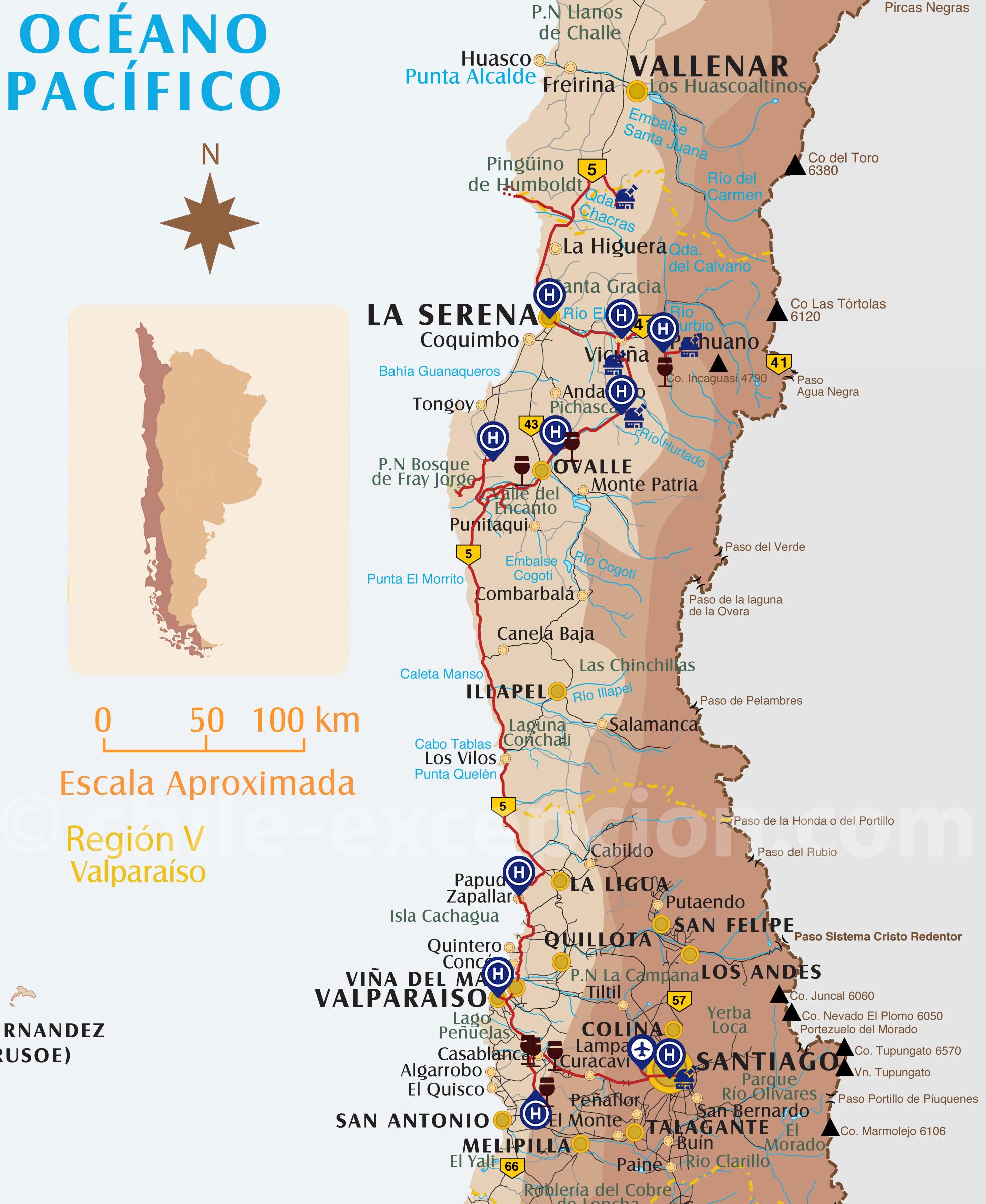 Tourisme Astronomique Chili circuit 2