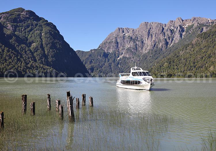 Traversée des Lacs Petrohue Bariloche