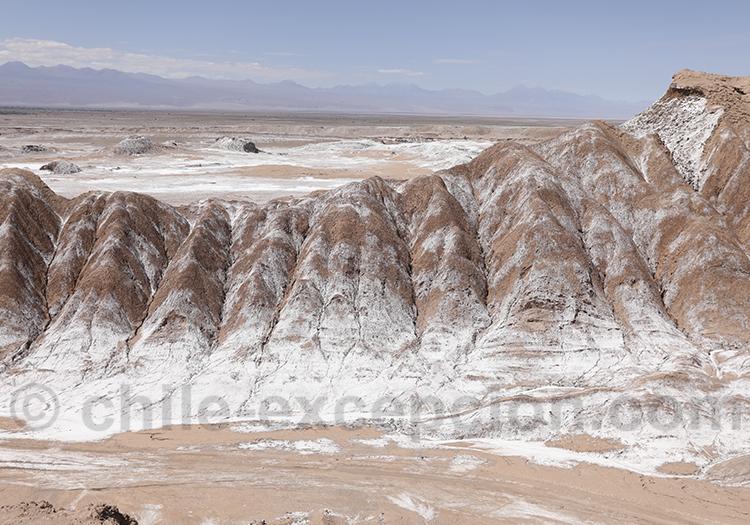 Vallecito, cordillère de Sel Atacama