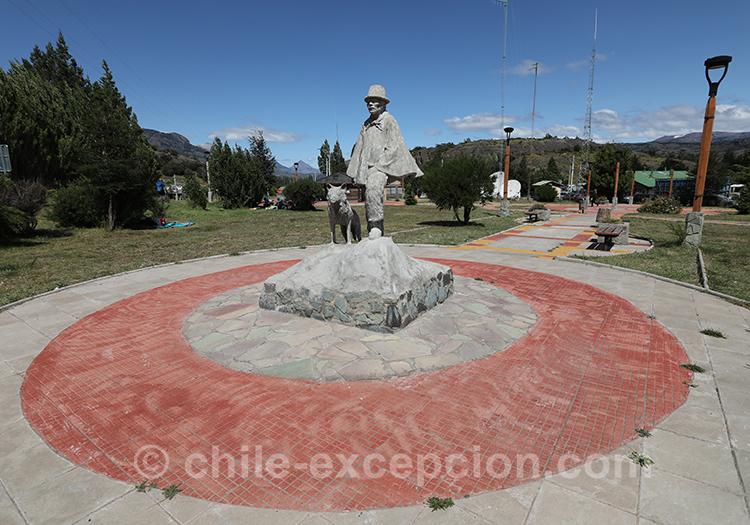 Village de Cerro Castillo, Chili avec l'agence de voyage Chile Excepción