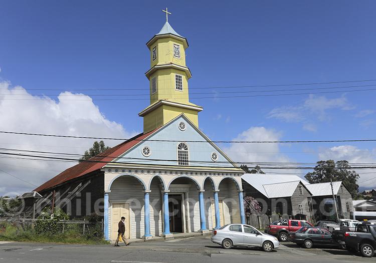 Visite de Chonchi à Chiloé