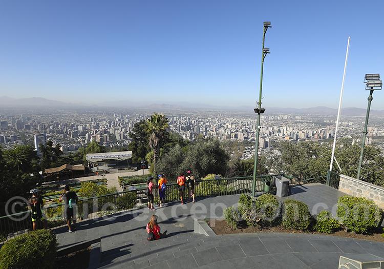 Visite guidée en français de Santiago du Chili