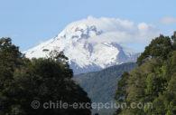 Volcan Macá, Chili