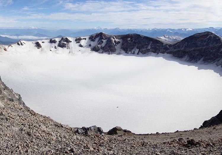 Volcan Puyehue