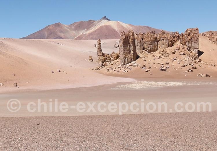 Volcan Zapareli, Atacama