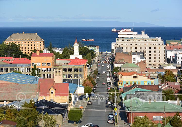Zone Franche de Punta Arenas avec l'agence de voyage Chile Excepción