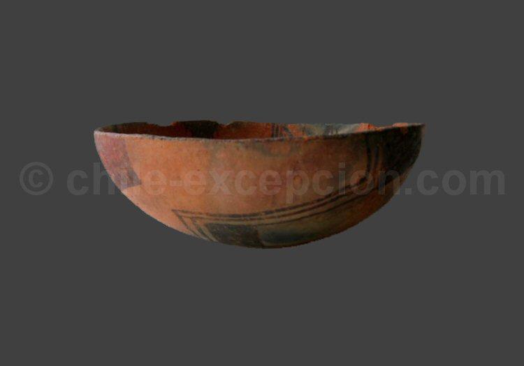 La poterie : principale activité des Aconcaguas