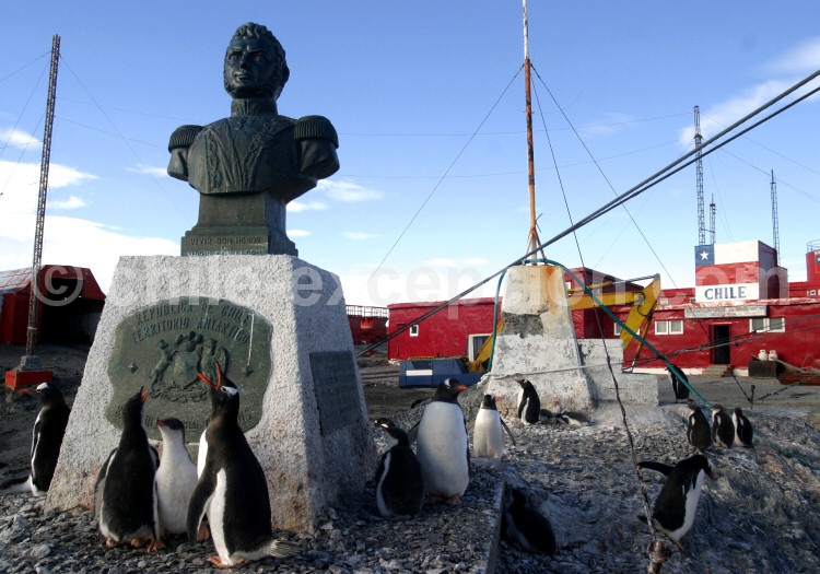 Le Chili en Antarctique