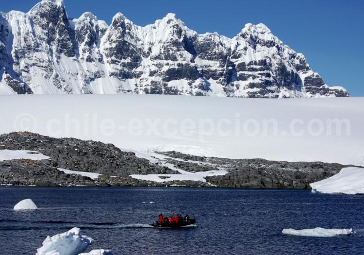 Géologie, Océanographie de l'Antarctique