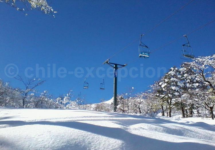 Station de ski Atillanca