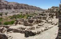 Pukara de Lasana, ruines Incas du XIIème siècle, Calama