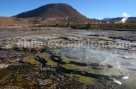 Geysers du Tatio, San Pedro de Atacama, Chili