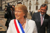 Michelle Bachelet Fiestas Patrias