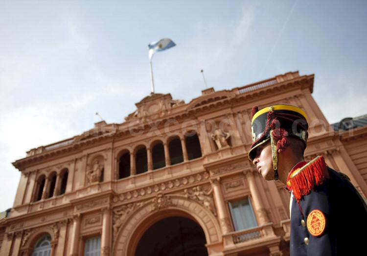 Casa Rosada, plaza de Mayo, Puerto Madero, Buenos Aires