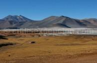Lagune de Capur, Chili