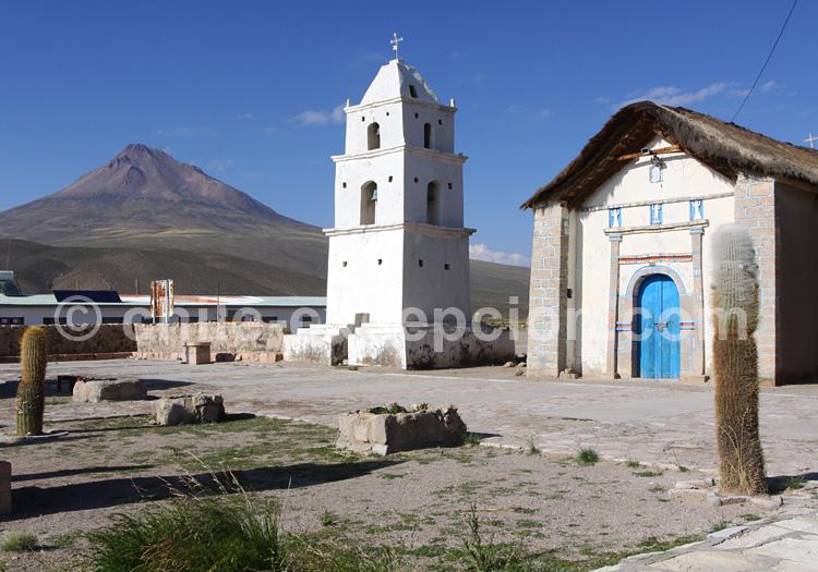 Cariquima, Region de Tarapacá