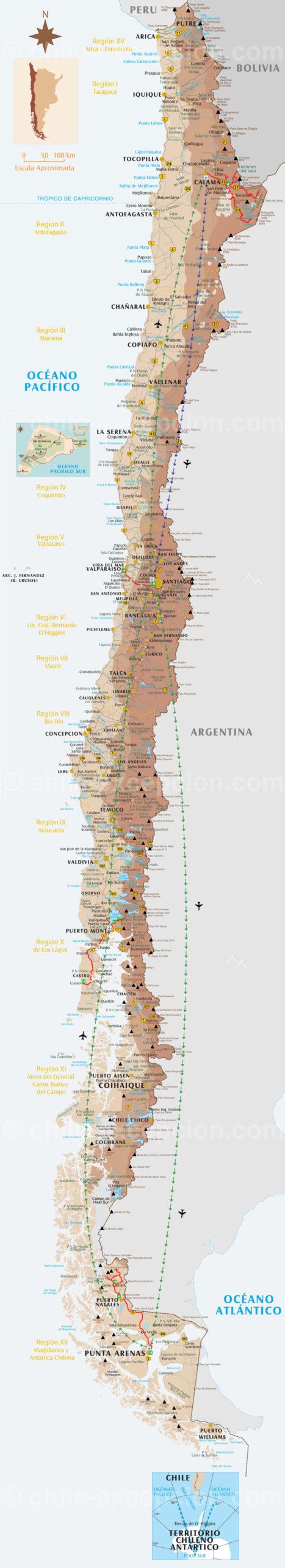 Patagonie & Atacama : incontournables - 8