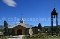 Eglise de Cochrane – Crédit Pascale Pengam
