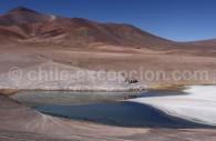 Laguna Santa Rosa, Parc Nevados Tres Cruces