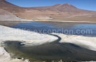 Laguna Santa Rosa, parc Nevado Tres Cruces