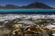 Laguna Verde, parc Nevado Tres Cruces