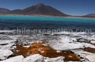 Laguna Verde, Parc Nevados Tres Cruces