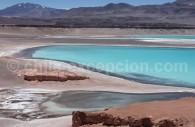 Laguna Verde, Parque Nevado de Tres Cruces, Région d'Atacama