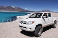 Transports, Désert d'Atacama