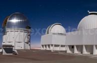 Observatoire Cerro Tololo, La Serena – Crédit CTIO