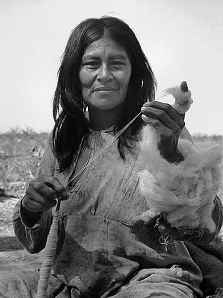 Portrait Diaguita