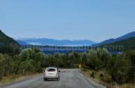 Arrivée à Puyuhuapi depuis La Junta