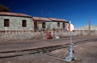 Station ferroviaire, Conchi