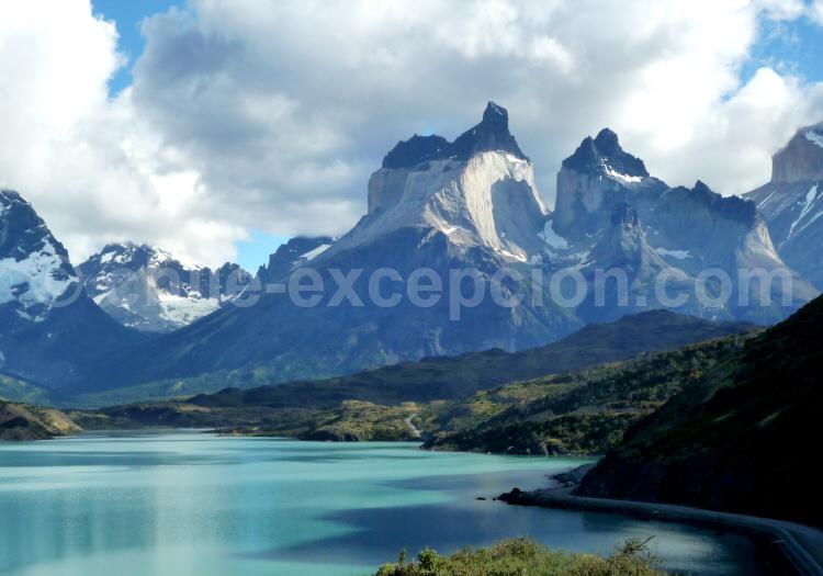 Magie du Parc national chilien Torres del Paine