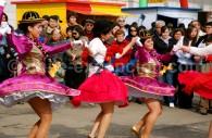 Danses du Chili, à la Fiesta de San Pedro