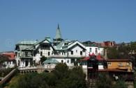 Palacio Baburizza, Cerro Alegre, gentileza Municipalidad de Valparaíso