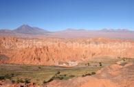 Situation géographique du désert d'Atacama